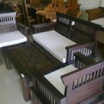 Kursi Tamu Minimalis Model Kawung