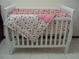 Box Ranjang Bayi Dialora
