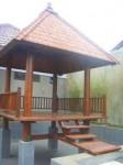 Gazebo Rumah Model Terbaru