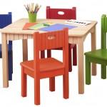 Meja Belajar Anak Desain Modern