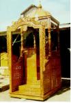 Mimbar Masjid Jati Model Gebyok