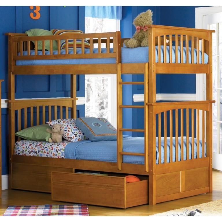 Tempat Tidur Anak Tingkat Minimalis