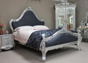Tempat Tidur Racoco Mewah Jepara