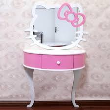 Meja Rias Anak Hello Kitty