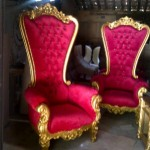 Sofa Queen Syahrini Mewah