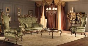 Set Sofa Raja Italian Mewah