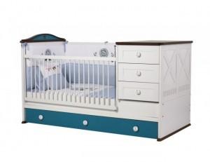 Baby Tafel Rosalia Mewah Warna Putih