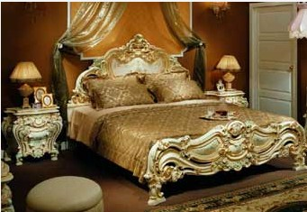 Set Tempat Tidur Princess Mewah