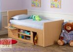 Tempat Tidur Anak Susun Model Laci