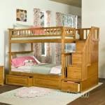 Tempat Tidur Anak Tingkat Model Laci