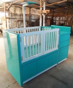 Box Ranjang Bayi Kanista Cantik