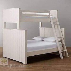 Tempat Tidur Anak Racoco Putih Duco
