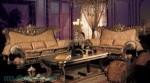 Sofa Tamu Ukiran Rosalia Klasik