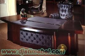 Meja Kantor Pimpinan Terbaru