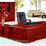 Meja Kantor Direktur Mewah