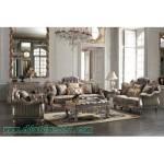 Set Sofa Ruang Tamu Ukiran Mewah