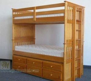 Tempat Tidur Anak Model Susun Terbaru