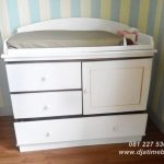 Baby Tafel Cantik Warna Putih
