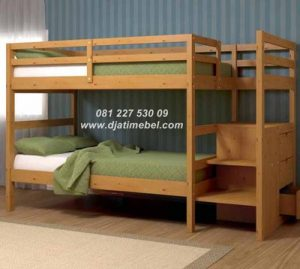 Tempat Tidur Tingkat Loisan Minimalis