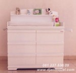 Baby Tafel Cantik Putih Duco