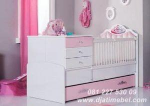 Box Bayi Princes Warna Putih Cantik
