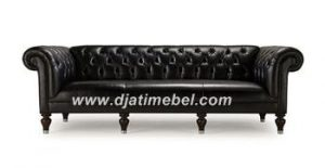 Sofa Tamu Chester Model Satuan