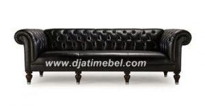 Sofa Tamu Chester Model Satuan