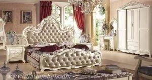 Set Kamar Tidur Mewah Ukiran Vintage