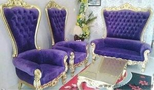 Set Sofa Tamu Syahrini Mewah Jepara