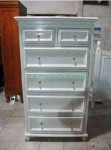 Dresser Minimalis Laci Cat Duco Mewah