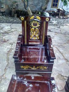 Kursi Tamu Megah Nirwana Ukir