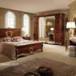 Kamar Tidur Set Klasik Italian Mewah