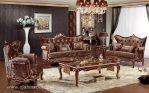 Kursi Sofa Tamu Klasik Ukiran Mewah