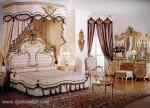 Set Kamar Tidur Ukiran Kerajaan Mewah