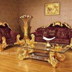 Set Sofa Ruang Tamu Klasik Arabian