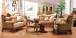 Set Sofa Tamu Jati Ukiran Mewah Rococo