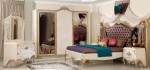Set Tempat Tidur Klasik Italian Modern