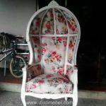 Sofa Kerodong Raffi Ahmad Duco Mewah