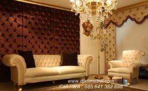 Set Kursi Tamu Sofa Chester Mewah