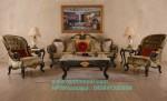 Set Kursi Tamu Sofa Mewah Antik Classic