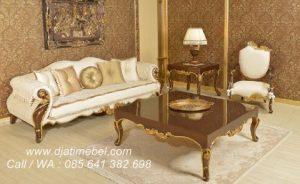 Set Sofa Klasik Marbella Ruang Tamu
