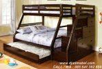 Tempat Tidur Anak Bertingkat Minimalis