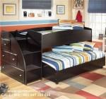 Tempat Tidur Anak Minimalis Sorong Laci