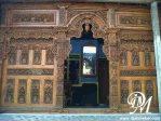Gebyok Mewah Pintu Utama Rumah Jawa