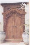 Gebyok Pintu Rumah Ukiran Mewah