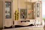 Bufet Tv Klasik Duco Mewah Royal