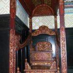 Mimbar Masjid Ar Rahman Atap Kubah