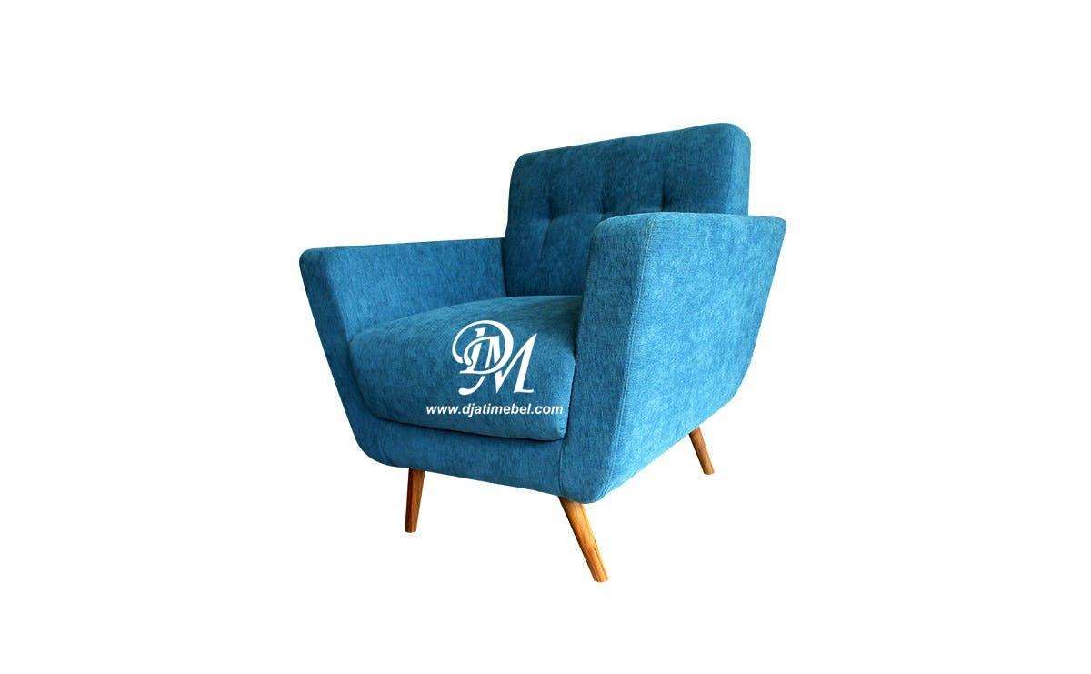 Sofa Santai Virati Klasik Royal Mewah