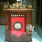 Podium Masjid Sabhara Ukir Modern