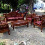 Set Kursi Tamu Madura Royal Ukir Terbaru